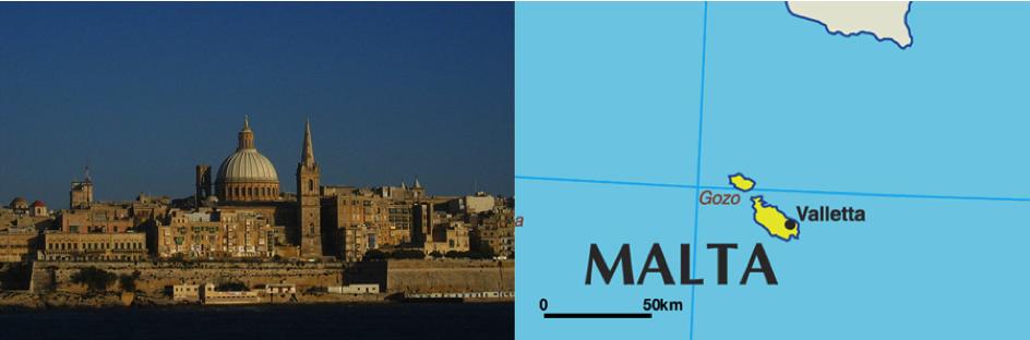 | MT | Malta